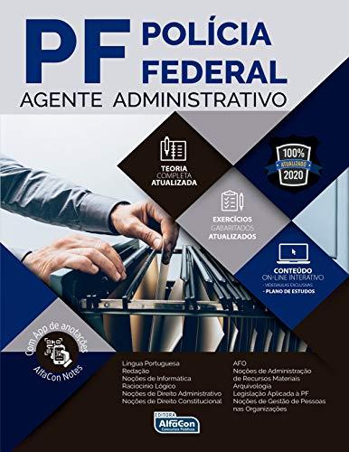 Polícia Federal: Agente Administrativo 2020