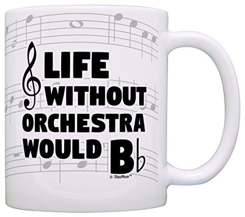 Funny Orchestra Mug