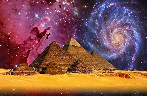 Puzzle De Madera Clásico Decoración Pirámides Keops Egipto Esfinge Rompecabezas de madera-1000 piezas