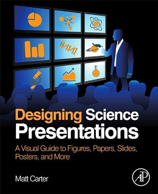 対抗発行するトランペットDesigning Science Presentations: A Visual Guide to Figures, Papers, Slides, Posters, and More (English Edition)