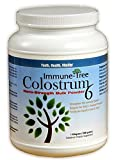 Immune Tree Colostrum6 Powder, Certified 6-Hour Colostrum, 2.2lb. (1 Kilo)