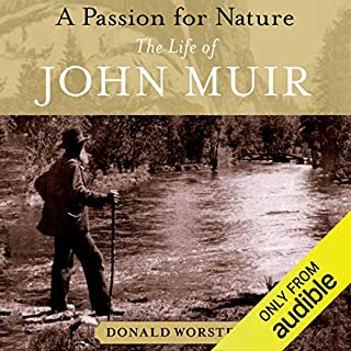 A Passion for Nature audiobook cover art