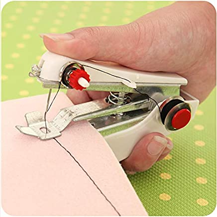 Priish™ Mini Stapler Cloth Sewing Machine Hand Held Portable - Instant Sewing