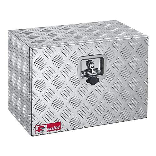FTsolid Unterbaubox Anhängerkiste Staukasten J1-A Anhängerkiste Gurtkiste Staubox Werkzeugkiste