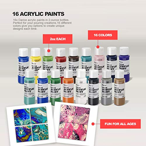 Acrylic Paint Pouring Kit Floetrol Pou Buy Online In Egypt At