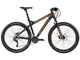 Bergamont Roxtar LTD - Bicicleta de montaña de 27,5 pulgadas, color negro y naranja, talla M (170-176 cm)