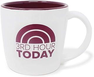 TODAY 3rd Hour 18 oz Mug 18 oz White