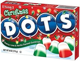 Tootsie Roll Industries Llc Christmas Dots Candy6Oz Case Of 12, Tootsie Roll Industries Llc
