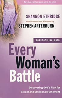 EVERY WOMANS BATTLE (Every Man) by ETHRIDGE SHANNON (2009) Paperback