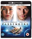 Passengers [Blu-ray] [UK Import]