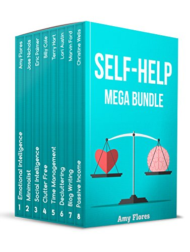 Self-Help MEGA BUNDLE: 8 Amazing Self-Help Guides on Minimalism, Online Business, and Time Management