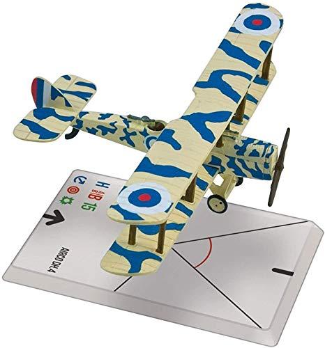 Wings Of Glory - Airplane Pack - Klimaanlage DH.4 Baumwolle / Betts Figur - AREWGF204B -.. Ares