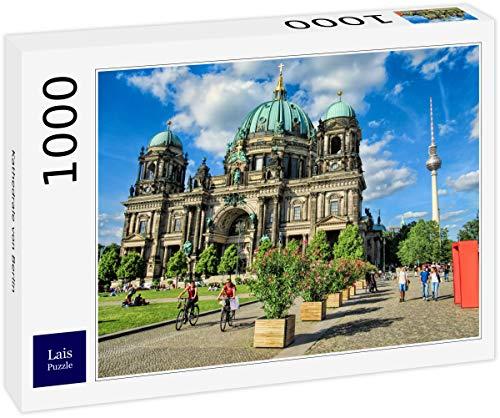 Lais Puzzle Catedral de Berlín 1000 Piezas