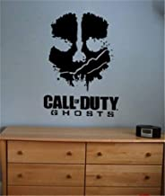 Decals Wall Stickers Sayings Lettering Room Home Wall Decor Mural Art Call of Duty Ghosts for Living Room Bedroom