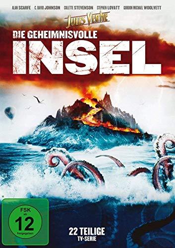 Jules Verne - Die Geheimnisvolle Insel [4 DVDs]