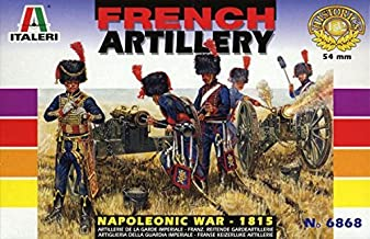6868 1/32 French Artillery Napoleonic Wars by Italeri