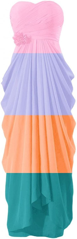 DaisyFormals reg; Sweetheart Bridesmaid Long Party Dress Evening Gowns(BM332L)