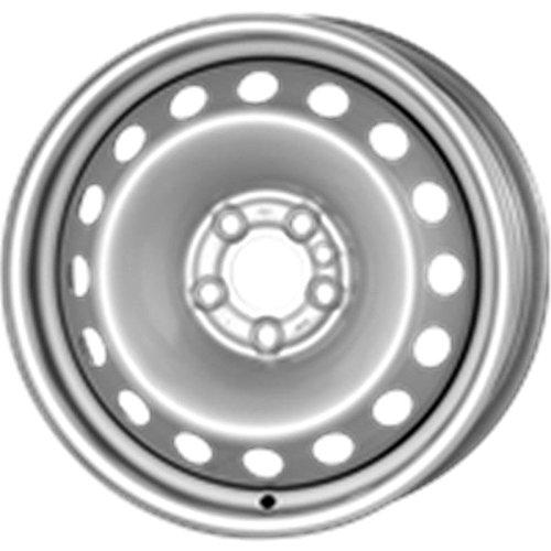 Círculos en hierro Gianetti ruedas gi1743Fiat Doblo/Doblo Cargo (Typ: 263) 6x 155x 9858ET39no neumáticos Original 16'