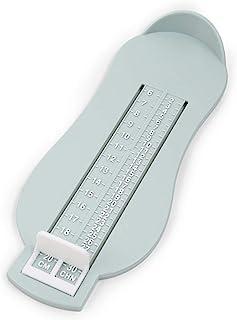 Healifty 2Pcs Kids Measuring Device Foot Measuring Chart Foot Gauge Measurement for Kids Shoe Sizer Professional Foot Gaug...