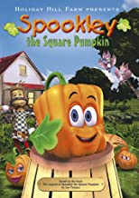 Spookley the Square Pumpkin