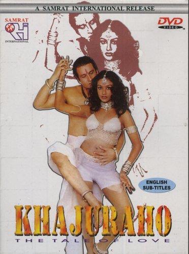 Khajuraho - The Tale of Love (Original Hindi Version With English Subtitle) - Region Free DVD