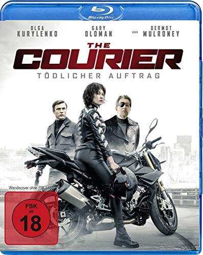 The Courier - Tödlicher Auftrag [Blu-ray]