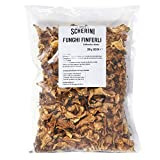 Scherini Valtellina – refinados hongos Rebozuelos secos Cantharellus Cibarius, 200g