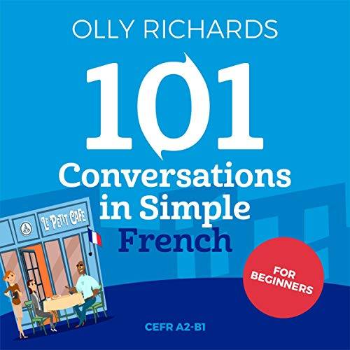 101 Conversations in Simple French  By  cover art
