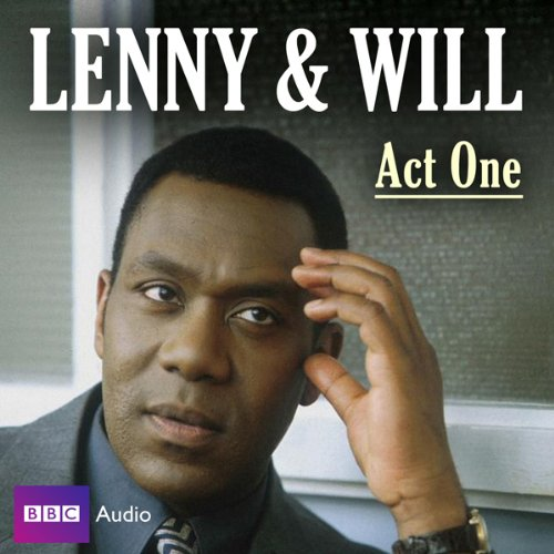 Lenny & Will: Act One cover art