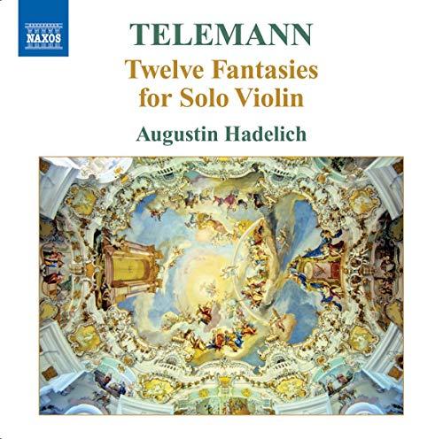 12 Fantasien für Solo Violine