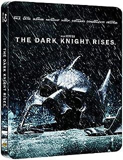 The Dark Knight Rises | Steelbook Edition | 2-Disc Blu-ray | Arabic Subtitle Included
