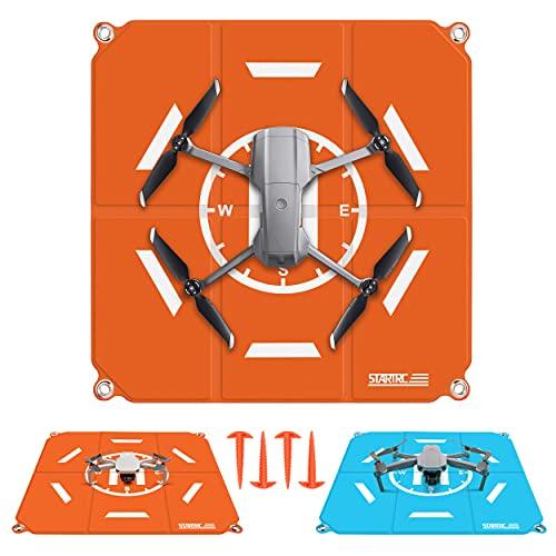 TOMAT Drone Landing Pad,Universal Waterproof Portable Foldable Landing Pads for DJI Mini 2/Mavic Mini/Mavic Air 2/Mavic 2 Pro/Zoom/Mavic Pro (20')
