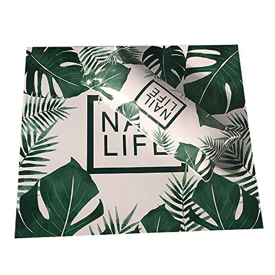 含めるシアー付添人SODIAL ネイルアート用手枕のクッション、ネイルポリッシュのホルダー、ソフト、Puレザー、スポンジのアームレスト、ストライプのデザイン、サロンのマニキュア(植物#)