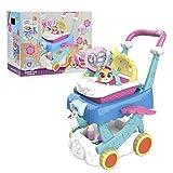 Disney Jr T.O.T.S. 25-Inch Nursery Care Stroller, 12 pieces