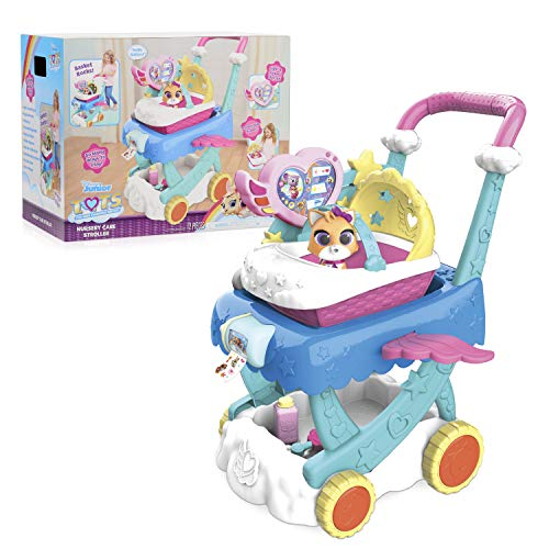 Disney Jr T.O.T.S. 25-Inch Nursery Care Stroller, 12 pieces
