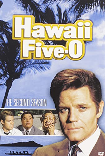 Hawaii Five-0 - Season 02 (6 Dvd) [Edizione: Stati Uniti]