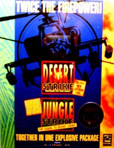 Desert Strike / Jungle Strike