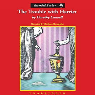 The Trouble with Harriet audiobook cover art