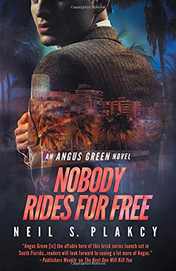 増幅エスカレーター真鍮Nobody Rides for Free: An Angus Green Novel