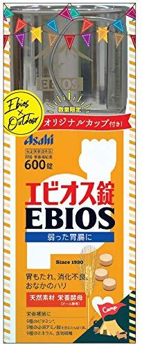 エビオス錠 600錠 カップ付(鳥) [指定医薬部外品]