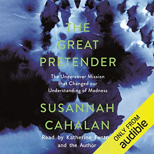 The Great Pretender audiobook cover art
