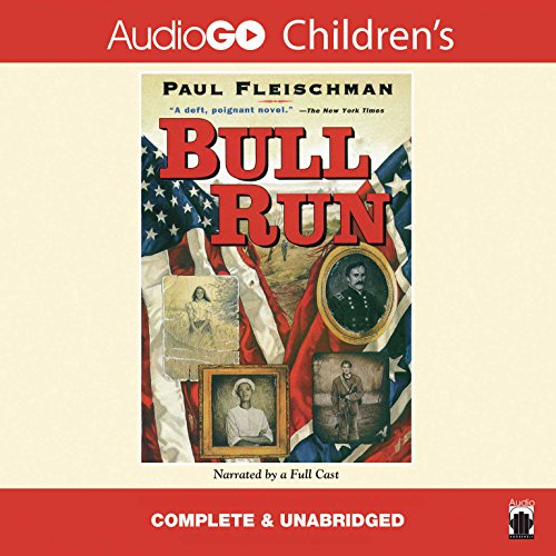 Bull Run audiobook cover art