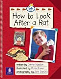 Info Trail Emergent Stage How to look after a rat Set of 6 Non-fiction Book 1: Info Trail Emergent Stage Bk.1 (LITERACY LAND)
