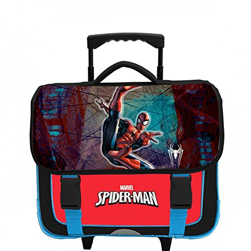 Cartable Trolley Spider-man