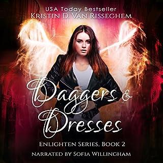 Daggers & Dresses audiobook cover art
