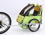 Sepnine Single seat Baby Bicycle Trailer of Steel Frame BT-505...