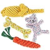 4pcs Hundespielzeug Set
