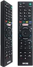 MOONN Nuevo Reemplazo Sony Control Remoto para Sony Bravia Control Remoto RMT-TX100D Ajuste para Sony Smart TV RMT-TX100D RMT-TX102D