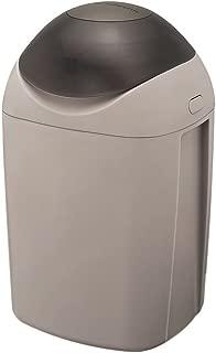 コンビ Combi 紙おむつ処理ポット 強力防臭抗菌おむつポット ポイテック ウォームグレー (旧型ポイテック/ポイテック アドバンス用カセット両方使用可能)