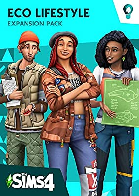 The Sims 4 Eco Lifestyle by Electronic Arts